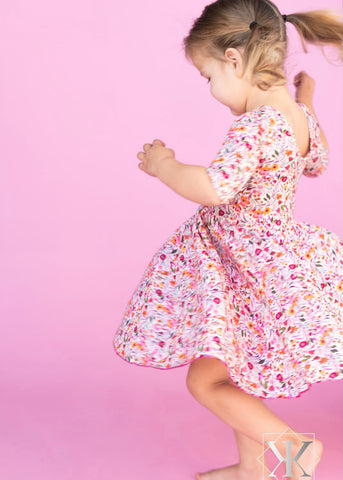 Juliana Dress - Floral