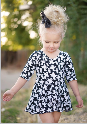 Ghostly Play Dress