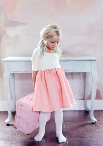 Eliza Dress - Pink 18 Month ONLY!