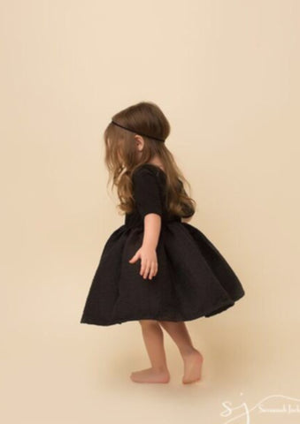 Eliza Dress - Black