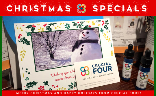 Christmas Specials are HERE!