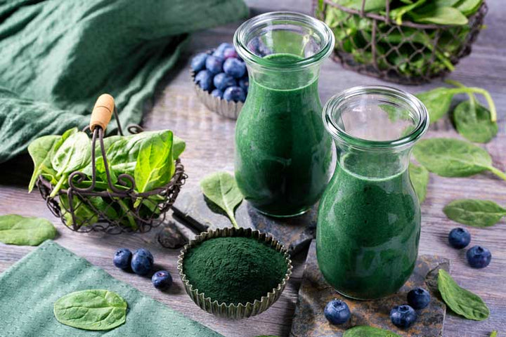 Discover The Green Superfood That's Packed With So Many Nutrients It's Called Nature's Multivitamin