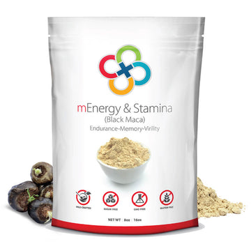 mEnergy and Stamina | Black Maca