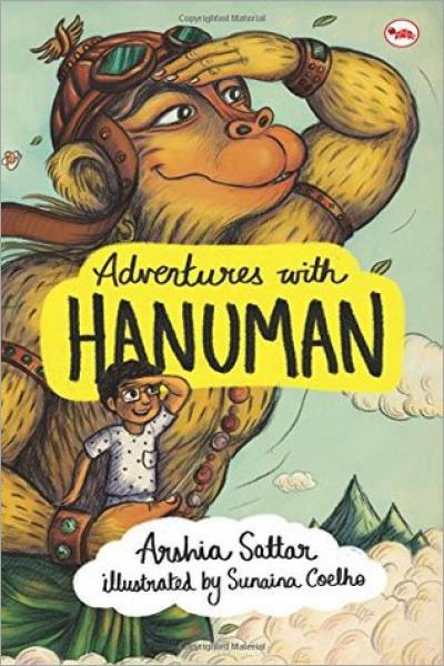 Adventures with Hanuman - New