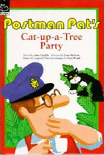 Postman Pat's Cat-up-A-Tree Party - Used