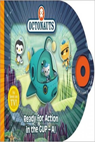 Octonauts: Ready for Action in the Gup-A - Used