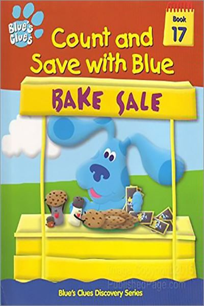 Count and Save with Blue - Used