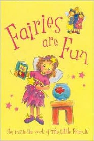 Fairies Are Fun (Little Friends Large) - Used