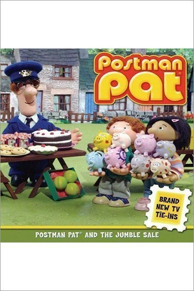 Postman Pat and the Jumble Sale - Hardcover - Used