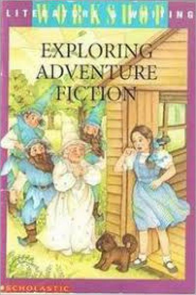 Exploring Adventure Fiction: Wonderful Wizard of Oz/On the Far Side of the Mountain - Used