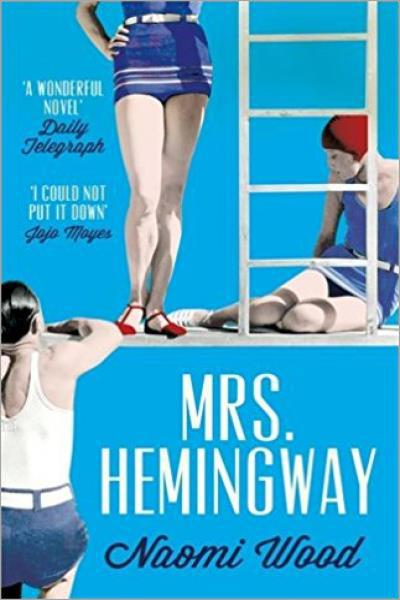 Mrs. Hemingway A Novel - Used
