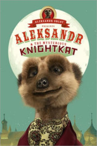 Aleksandr & The Mysterious Knightkat - Used