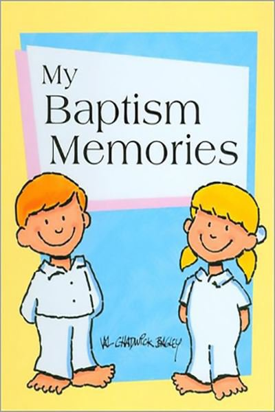 My Baptism Memories - Used
