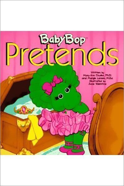 Baby Bop Pretends - Used