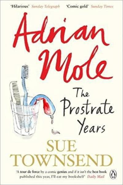 Adrian Mole The Prostrate Years - Used