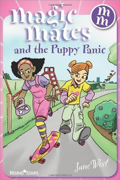 Magic Mates and the Puppy Panic. Jane West - Used