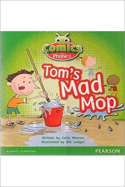 Tom's Mad Mop - Used
