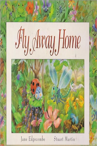 Fly Away Home (Pop Up Books) - Used