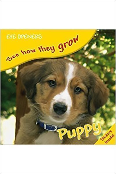 Puppy (Eye Openers See How They Grow) - Used