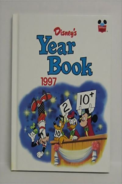 Disney's Year Book: 1997 - Used