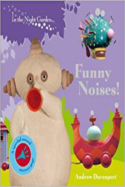 Funny Noises! (In The Night Garden...) - Used
