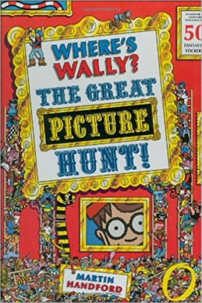 Where's Wally? The Great Picture Hunt - Used