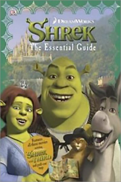 Dreamworks Shrek - The Essential Guide - Used