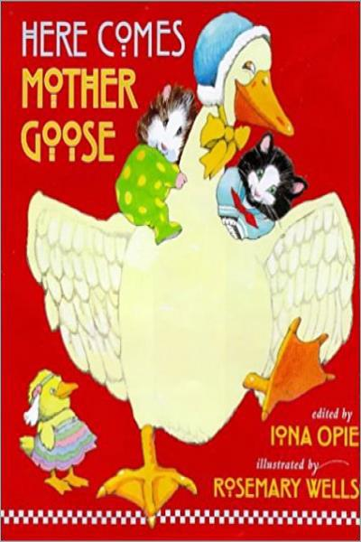 Here Comes Mother Goose - Used