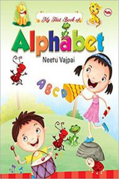 My First Book Of Alphabet - New
