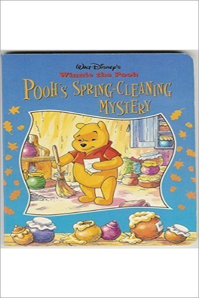Pooh's Spring-Cleaning Mystery - Hardcover - Used