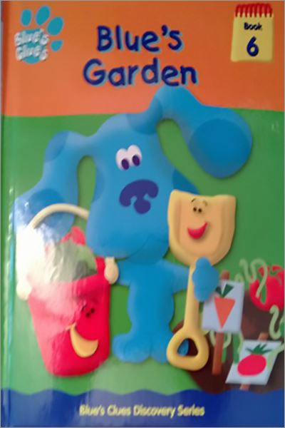 Blue's Garden - Used