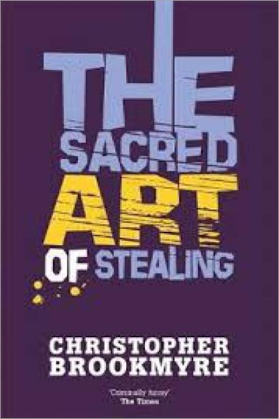 The Sacred Art of Stealing : - Used