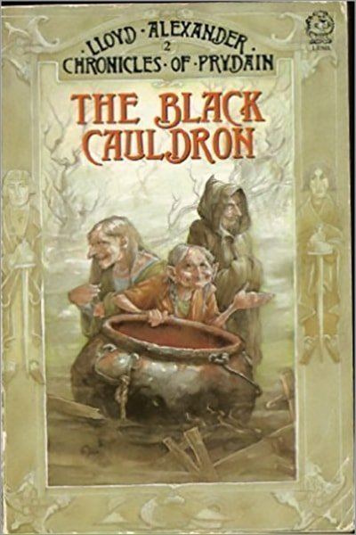 The Black Cauldron - Used