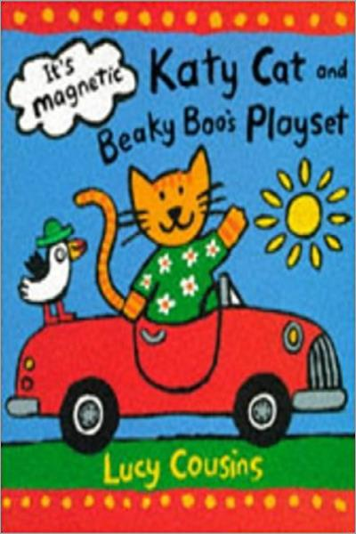 Katy Cat And Beaky Boo's Playset (Pop-Up) - Hardcover - Used