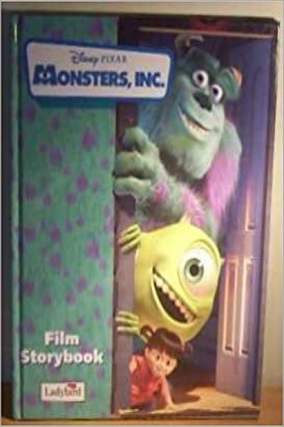 Monsters, Inc. (Disney's Wonderful World of Reading) - Used