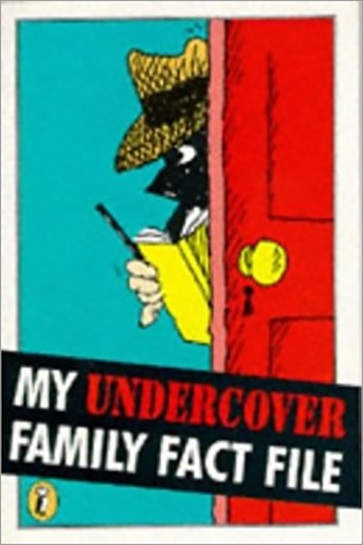 My Undercover Family Fact File - Used