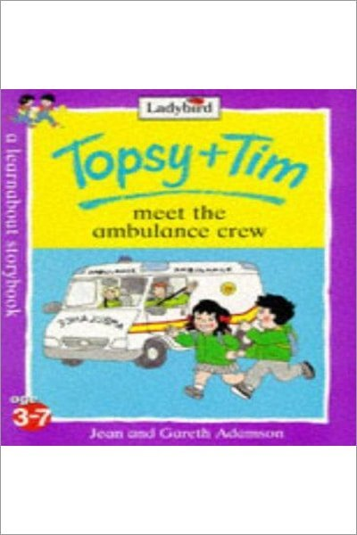 Topsy + Tim Meet the Ambulance Crew - Used