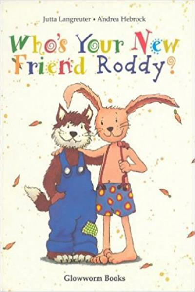 Who's Your New Friend Roddy Rabbit? - Used