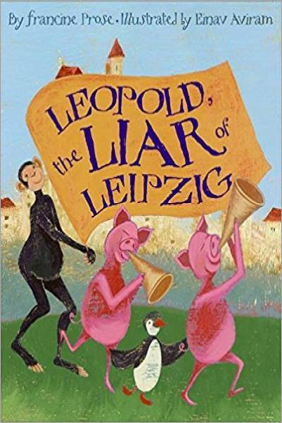 Leopold, the Liar of Leipzig - Used