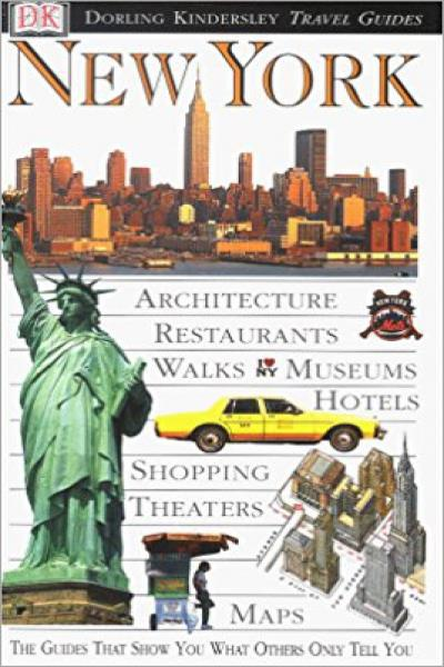 New York (Eyewitness Travel Guides) - Used (Good Condition)