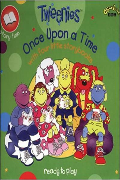 Tweenies- Once Upon a Time - with Four Little Storybooks(Pplcwoj) - Used