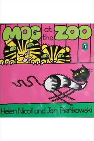 Mog at the Zoo - Used