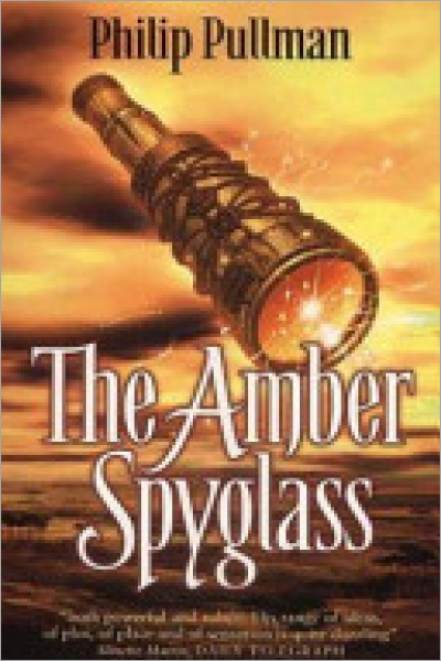 The Amber Spyglass : – Used