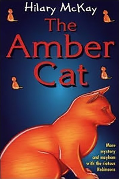 The Amber Cat - Used