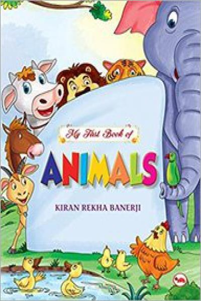 My First Book Of Animals - New