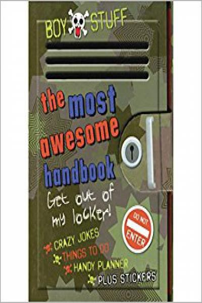 Boy Stuff: The Most Awesome Handbook - Used