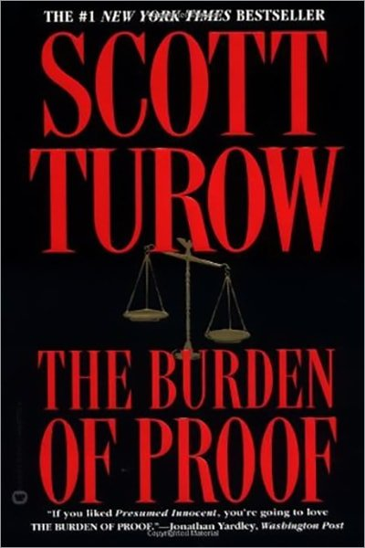 The Burden of Proof - Used