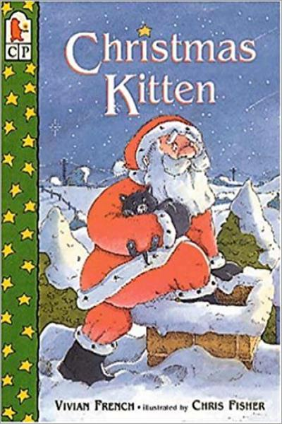 Christmas Kitten - Used