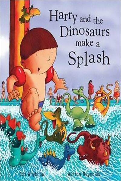 Harry And The Dinosaurs Make A Splash (Harry and the Dinosaurs) - Used
