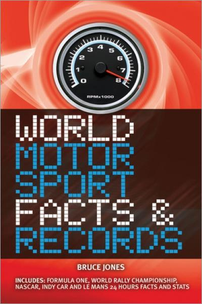 World Motorsport Facts Records - Used